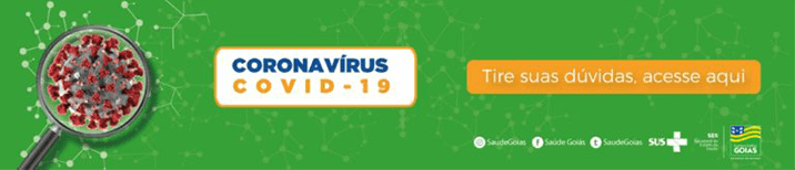 Coronavírus - Tire suas dúvidas clicando aqui.