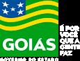 Logotipo do Governo do Estado de Goiás - É por você que a gente faz