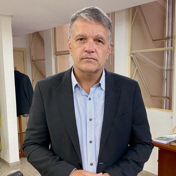 Henrique Ziller, secretário-chefe da Controladoria-Geral do Estado de Goiás